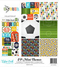 Collection Kit 12\u0022X12\u0022-Soccer