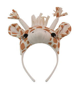 Maker's Halloween 8''x8.5'' Giraffe Headpiece