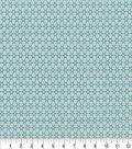 Keepsake Calico Cotton Fabric 44\u0022-Tintype Teal