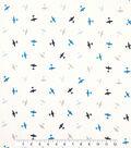 Doodles Juvenile Apparel Fabric 57\u0027\u0027-Tiny Planes