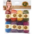 Lion Brand Vanna\u0027s Palette Bonbons Yarn 8/Pkg- Iconic