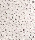 Home Decor 8\u0022x8\u0022 Fabric Swatch-Print Fabric SMC Designs Boulder Wisteria