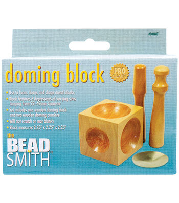 Wood Doming Block-