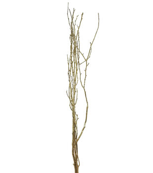Handmade Holiday Christmas Birch Branches-Gold