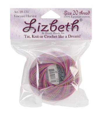 Lizbeth Cordonnet Cotton