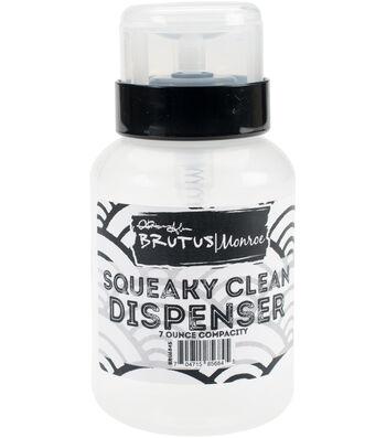 Brutus Monroe 7 oz. Empty Squeaky Clean Dispenser