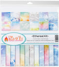Ella & Viv Collection Kit 12\u0022X12\u0022-Ethereal