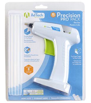 AdTech Precision Pro Glue Gun and Mini Glue Stick Value Pack