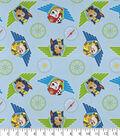 Paw Patrol Cotton Fabric 43\u0022-Heroes Of The Sky