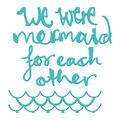 Jane Davenport Artomology 7 pk Dies-Mermaid for Each Other