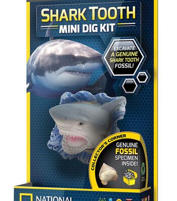 National Geographics Shark Tooth Minidig