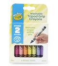 Crayola Triangular Crayon 16/Pkg