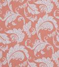 SMC Designs 45\u0022 Home Essentials Fabric-Prestwick Panorama Papaya