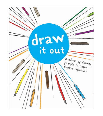 Draw It Out Drawing Book