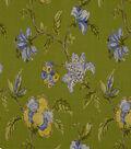 Robert Allen @ Home Upholstery Fabric 54\u0022-Les Fauves Grasslands
