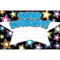 Teacher Created Resources Fancy Stars Star Student Awards, 25/Pack