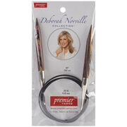 "Deborah Norville Fixed Circular Needles 40"" Size 15/10.0mm, , hi-res"