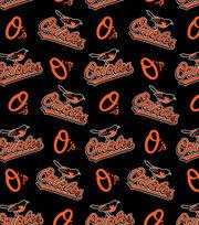 Baltimore Orioles Fleece Fabric -Tossed, , hi-res
