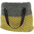 Hoooked RibbonXL Valencia Bag DIY Crochet Kit-Dried Herb