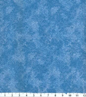 Keepsake Calico Cotton Fabric -Blue Vinery