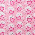 Blizzard Fleece Fabric-Kitty Love