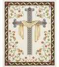 Janlynn His Cross Cntd X-Stitch Kit