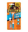 Super Glue Tubes, 2 Pack