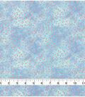 Keepsake Calico Cotton Fabric 43\u0022-Vines On Light Blue