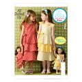 Kwik Sew Child Dress-K0144