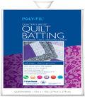 Quilters 80/20 Batting 110\u0022 x 110\u0022