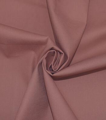 Sportswear Stretch Twill Fabric 43''-Clay