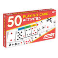 Junior Learning 50 Playing Cards Activities