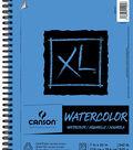 Canson XL 7\u0027\u0027x10\u0027\u0027 30 Sheets Spiral Watercolor Pad
