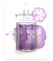 Park Lane Paperie 60 pk 50 mm Washi Petals-Violet, , hi-res