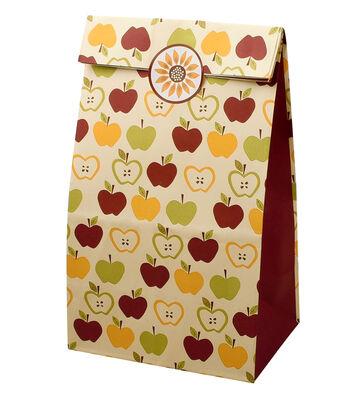 Simply Autumn 10 pk Loaf Bag-Apples