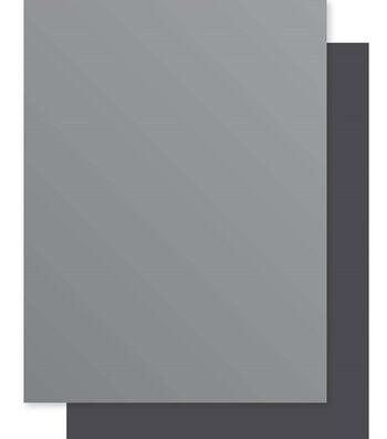 """20""""x30"""" Foam Board Gray-Charcoal"""