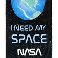 Fleece Blanket 48x60\u0022-NASA I Need My Space  by Riley Blake