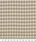Robert Allen @ Home Upholstery Swatch 55\u0022-Many Dots Zest