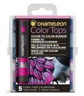Chameleon 5 pk Color Tops Set-Floral Tones