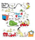 Dr. Seuss - Green Eggs and Ham Bulletin Board Set