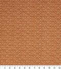 Home Essentials Home Décor Fabric- Rythymn Pumpkin