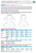 Kwik Sew Misses Dress-K3873