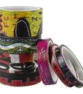 Dyan Reaveley\u0027s Dylusions Washi Tape Set-Set #6 - 7 Rolls