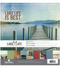 Lake Life 12x12 Paper Pad