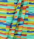 Covington Outdoor Print Fabric 54\u0027\u0027-Multi Jenga
