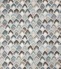 Home Decor 8\u0022x8\u0022 Fabric Swatch-Upholstery Fabric Eaton Square Hasty Lagoon