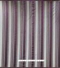 Lace Knit Fabric-Fig & Pewter Stripes