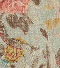 Waverly Upholstery Fabric 13x13\u0022 Swatch-After Glow Twilight
