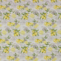 Novelty Cotton Fabric-Lemon Verbena