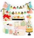 Jolee's Boutique Mod Stickers-Happy Birthday